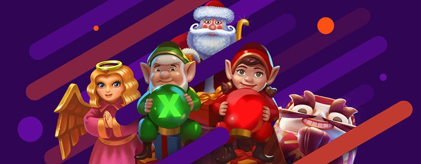 Bitcasino.io Yggdrasil Christmas Tree