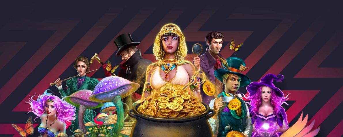 Cagnotte de 250 000 € à gagner avec Jackpot Party sur Cloudbet
