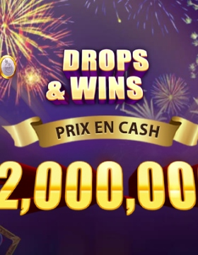 Promo Daily Drops and Wins 2 sur Montecryptoscasino.com