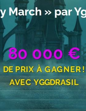 Une belle cagnotte de 80 000 € à partager sur Montecryptos Casino