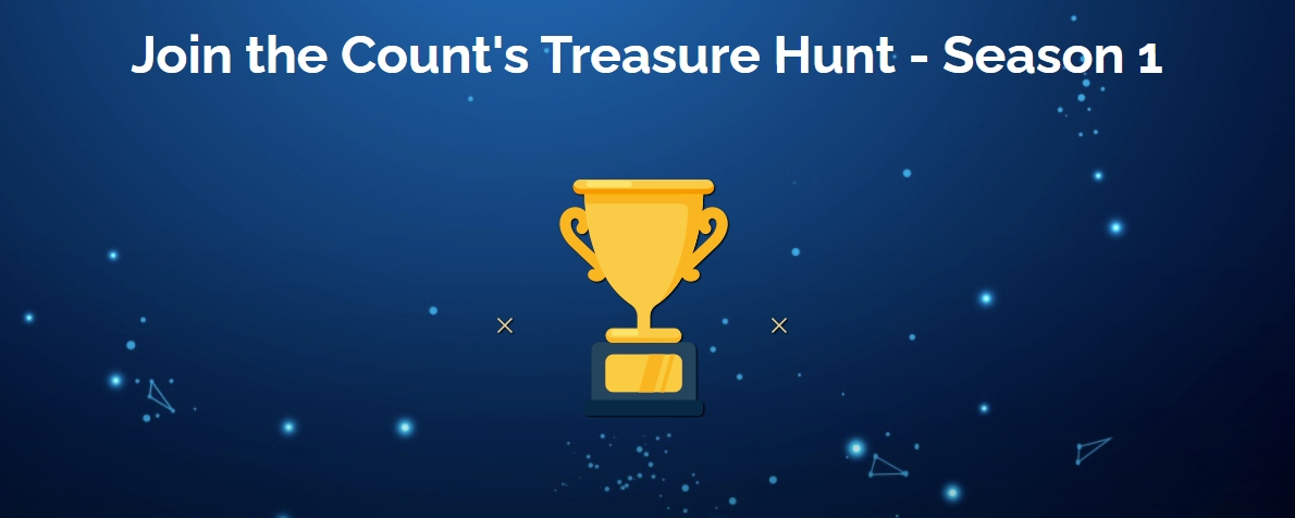 Enjoy an Unrivalled Adrenaline Rush Everyday with the Monte Cryptos Treasure Hunt